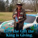 Give the Gift the King is Giving